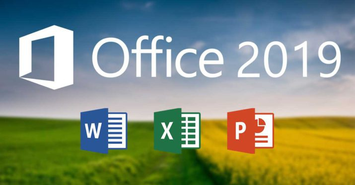 Microsoft anuncia la nueva versión de Office 2019
