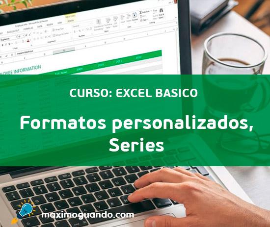 Formatos Personalizados, Series